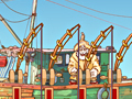 Gioco Captain Salty di Big Catch on-line - giochi online
