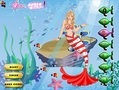 Gioco Barbie Mermaid  on-line - giochi online