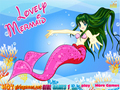 Gioco Little Mermaid principessa  on-line - giochi online