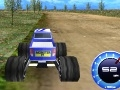 Gioco Monster Truck 3D Adventure on-line - giochi online