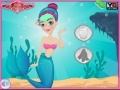 Gioco Dazzling Mermaid Makeover on-line - giochi online