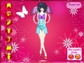 Gioco Butterfly Girl on-line - giochi online