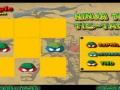 Gioco Ninja Turtles Tic-Tac-Toe on-line - giochi online
