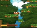 Gioco Racoon Jumping on-line - giochi online