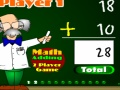 Gioco Due Player Math Game on-line - giochi online