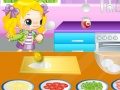 Gioco Cooking Delicious Pizza on-line - giochi online