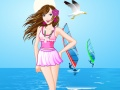 Gioco Barbie Summer Vacation on-line - giochi online