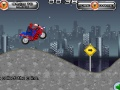 Gioco Moto Spiderman  on-line - giochi online