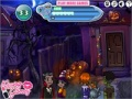 Gioco Halloween Kissing on-line - giochi online