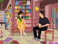 Gioco Tempo di studio Dress Up on-line - giochi online