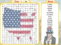 Gioco US Word Search on-line - giochi online