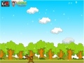 Gioco Saltate sulle nuvole Scooby Doo  on-line - giochi online