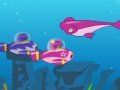 Gioco PuppyGirls Submarine on-line - giochi online