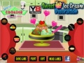Gioco Dolce Ice Cream Decoration on-line - giochi online