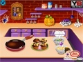 Gioco Spooky spinosa Cupcakes on-line - giochi online
