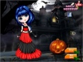 Gioco Spaventoso Cute Girl Dress Up on-line - giochi online