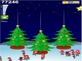 Gioco Thr33s Natale on-line - giochi online