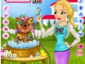 Gioco Doggy Day Spa on-line - giochi online