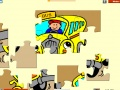Gioco School Bus Puzzle on-line - giochi online