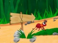 Gioco Hurry Up Ant on-line - giochi online