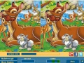Gioco Bambi Difference on-line - giochi online