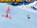 Gioco Barbie sci  on-line - giochi online
