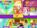 Gioco Pollys Burger Cafe on-line - giochi online