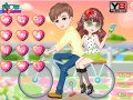 Gioco Bicycle Trip With Love on-line - giochi online