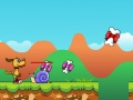 Gioco Little Dog Adventure on-line - giochi online