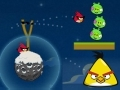 Gioco Angry Birds Space Wars  on-line - giochi online