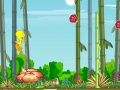 Gioco Tweety Bamboo Bounce on-line - giochi online