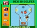 Gioco Home Golf Ben 10  on-line - giochi online