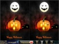 Gioco Halloween 5 differenze on-line - giochi online