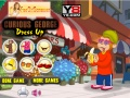 Gioco Curious George Dress Up on-line - giochi online
