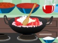 Gioco Lasagna Cooking on-line - giochi online