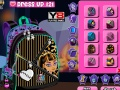 Gioco Zaino Monster High Design  on-line - giochi online