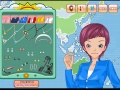 Gioco Weather Girl Make Up Game on-line - giochi online