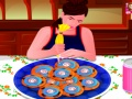 Gioco Cookie Cousins ​​Decoration on-line - giochi online