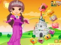 Gioco Princess Castle on-line - giochi online