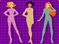Gioco Totally Spies Dress Up  on-line - giochi online