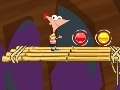 Gioco Phineas e Ferb sotterraneo  on-line - giochi online