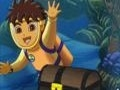 Gioco Underwater Adventure Diego  on-line - giochi online