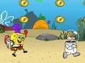 Gioco SpongeBob Jetbubble on-line - giochi online