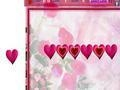 Gioco Amore Checkers on-line - giochi online