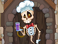 Gioco Creepy Cooking on-line - giochi online