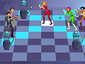 Gioco Totally Spies Chess on-line - giochi online
