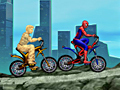 Gioco Spidey Vs Sandman  on-line - giochi online