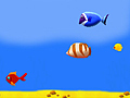 Gioco Avventure del Little Fish on-line - giochi online