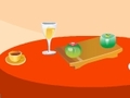 Gioco Cucina Messy on-line - giochi online