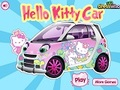 Gioco Gioco Ciao Kitty: Ciao Kitty Car  on-line - giochi online